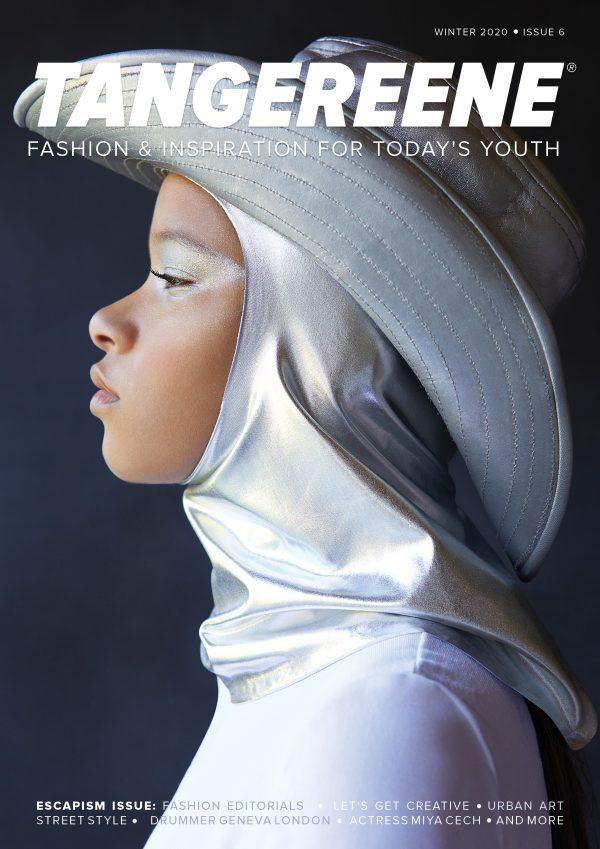 Tangereene Magazine - Issue 6 - Escapism